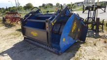 2010 Robert BT 3200 Silage face