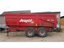 2008 Jeantil GM 160 Cereal tipp