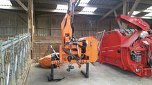 SMA Griffon 1555 S Hedge mower