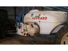 1997 Evrard METEOR Trailed spra