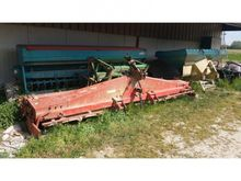 1989 Kuhn HA 4000 Reciprocating