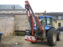 2004 Kuhn T4734M Hedge mower