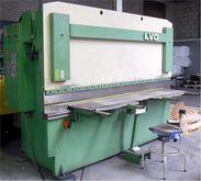 Hydraulic press brake LVD