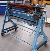 Used 3 roll mill pre