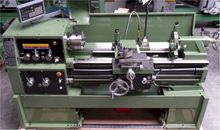 New Center lathe Gro