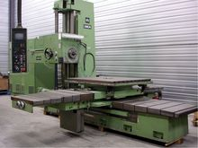 Union Bank BFT90-5 CNC Cutter