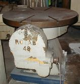 ROTAB 48 MANUAL TILTING ROTARY