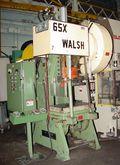 1987 WALSH 65X 65 TON FLYWHEEL