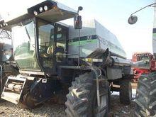 Used GLEANER R60 in