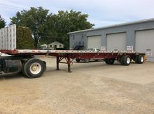 2003 Great Dane 48' Flatbed