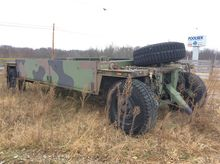 2000 Military 22' Flatbed