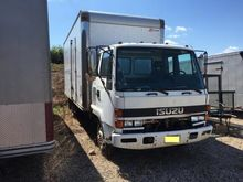 Used 1997 Isuzu FRR
