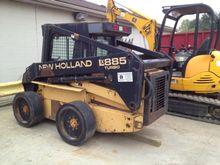1998 New Holland Lx 885 Turbo