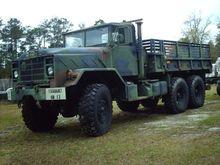 1992 AM General M923A2