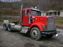 1996 Kenworth W900 B