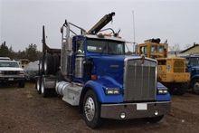 1990 Kenworth W900