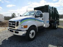 2013 Ford F650
