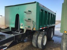 1995 CPS Trailers TSPD 33