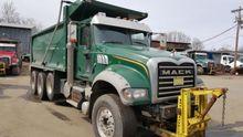 2013 Mack GRANITE GU713
