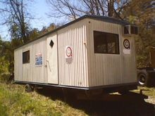 1980 Office Trailer 29x96