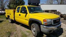 2004 GMC Sierra 3500HD