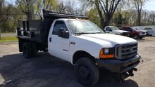 2000 Ford F550