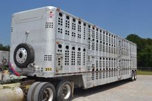 1997 Wilson PSDCL-302 Cattle Tr