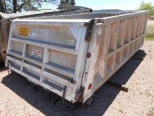 1991 Ravens 16' Aluminum Dump B