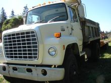 1984 Ford F800