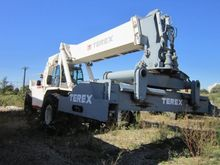 2002 Terex TFC45 Container Load