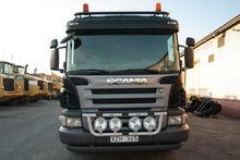 2007 Scania P340 6X2