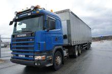 2001 Scania R124L