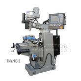 """10"""" x 50"""" SHARP CNC Knee Mill w"""