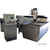 A&V WATERJET A&V 0404BB 4' x 4'