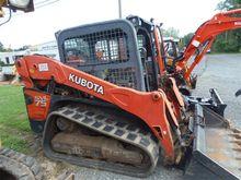 2011 Kubota SVL75HW, Diesel