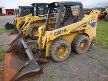 Gehl sl4240, Diesel
