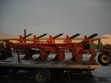 White 508 5 BOTTOM PLOW