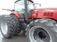 2009 Case IH 305 MAGNUM,Diesel,