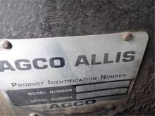 Used 1994 Agco 9630,