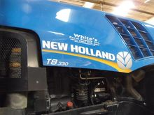 2011 New Holland T8.330,Diesel,