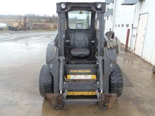 2011 New Holland L218, Diesel