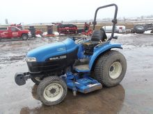 New Holland TC33D,Diesel,MFD