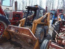 2007 Case 420 T-II