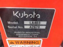 Used 2007 Kubota B30