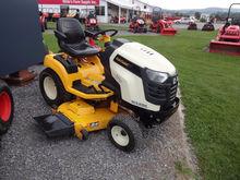 2014 Cub Cadet GTX2154, Gasolin
