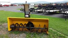 "Erskine 2118 84"" SNOWBLOWER"
