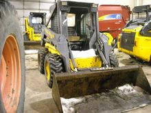 2001 New Holland LS160, Diesel