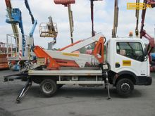 2009 Multitel / Nissan MX 200 /