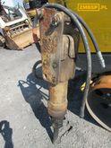 Hydraulic hammer 85 kg for exca