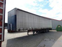 1998 Schmitz Cargobull schuifze